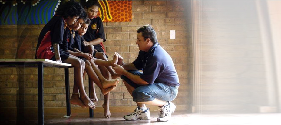 A scholarship has helped me to improve essential health care for Aboriginal Australians