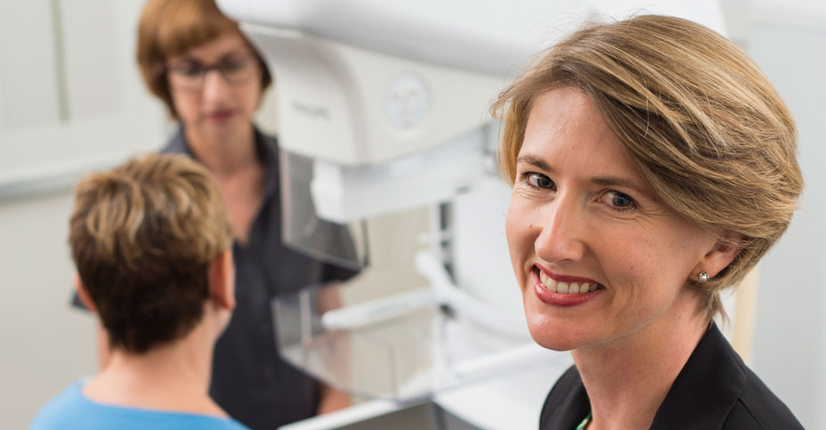 UniSA research helping avoid unnecessary breast cancer treatment